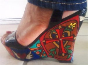 Shoes of Imagination