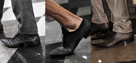 Prada Men's Milan Spring 2010 Fashion Show