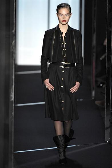 Diane Von Furstenberg, Diane Von Furstenberg Fall 2011 N.Y Show
