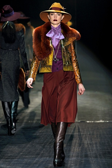 Gucci Fall 2011 Milan Show