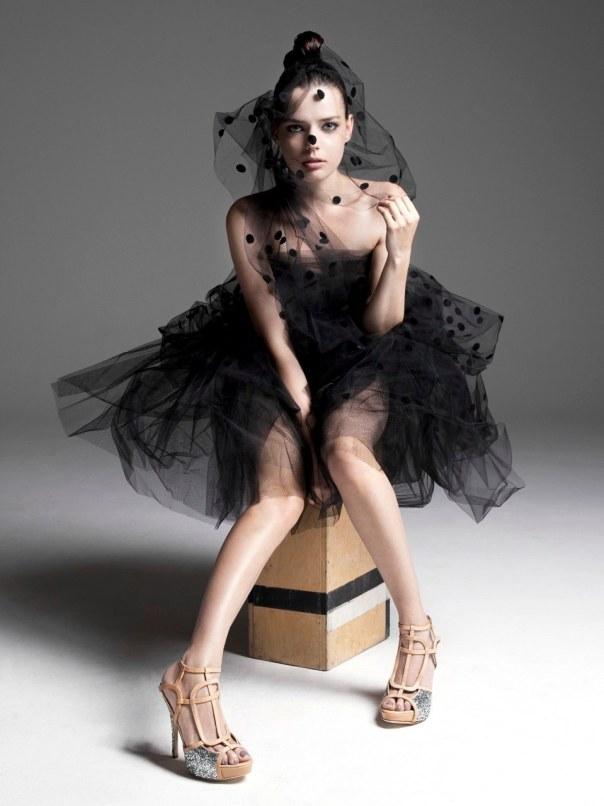 Roxane Mesquida, Jerome C. Rousseau Spring 2011 Collection