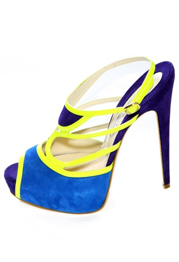 Brian Atwood Resort 2012 Collection