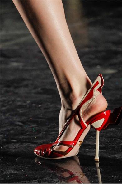 Prada Spring 2012 Milan Show