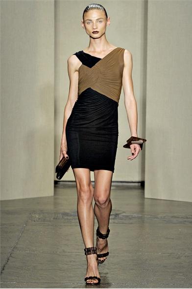 Donna Karan Collection Spring 2012 N.Y Fashion Show