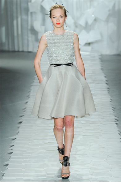 Jason Wu Spring 2012 Fashion Show