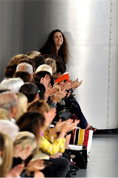 Mary Katrantzou Spring 2012 London Fashion Show