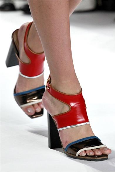 Lacoste Spring 2012 N.Y Fashion Show