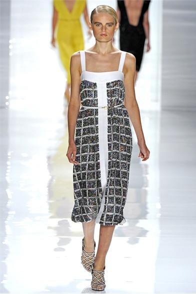 Derek Lam Spring 2012 N.Y Fashion Show
