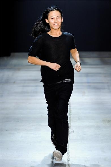 Alexander Wang Spring 2012 N.Y Fashion show