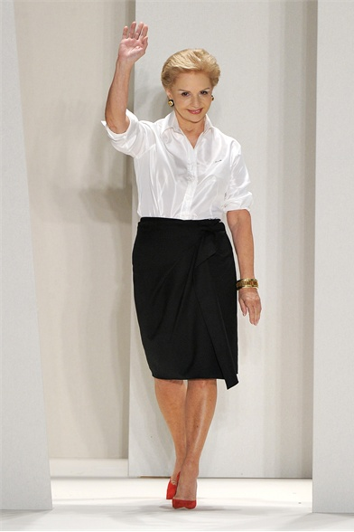 Carolina Herrera Spring 2012 N.Y Fashion Show