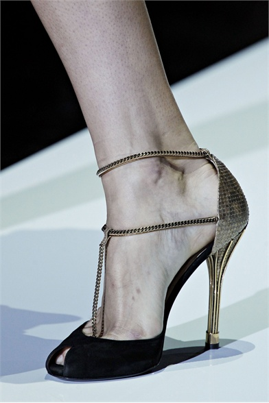 Gucci Spring 2012 Milan Fashion Show