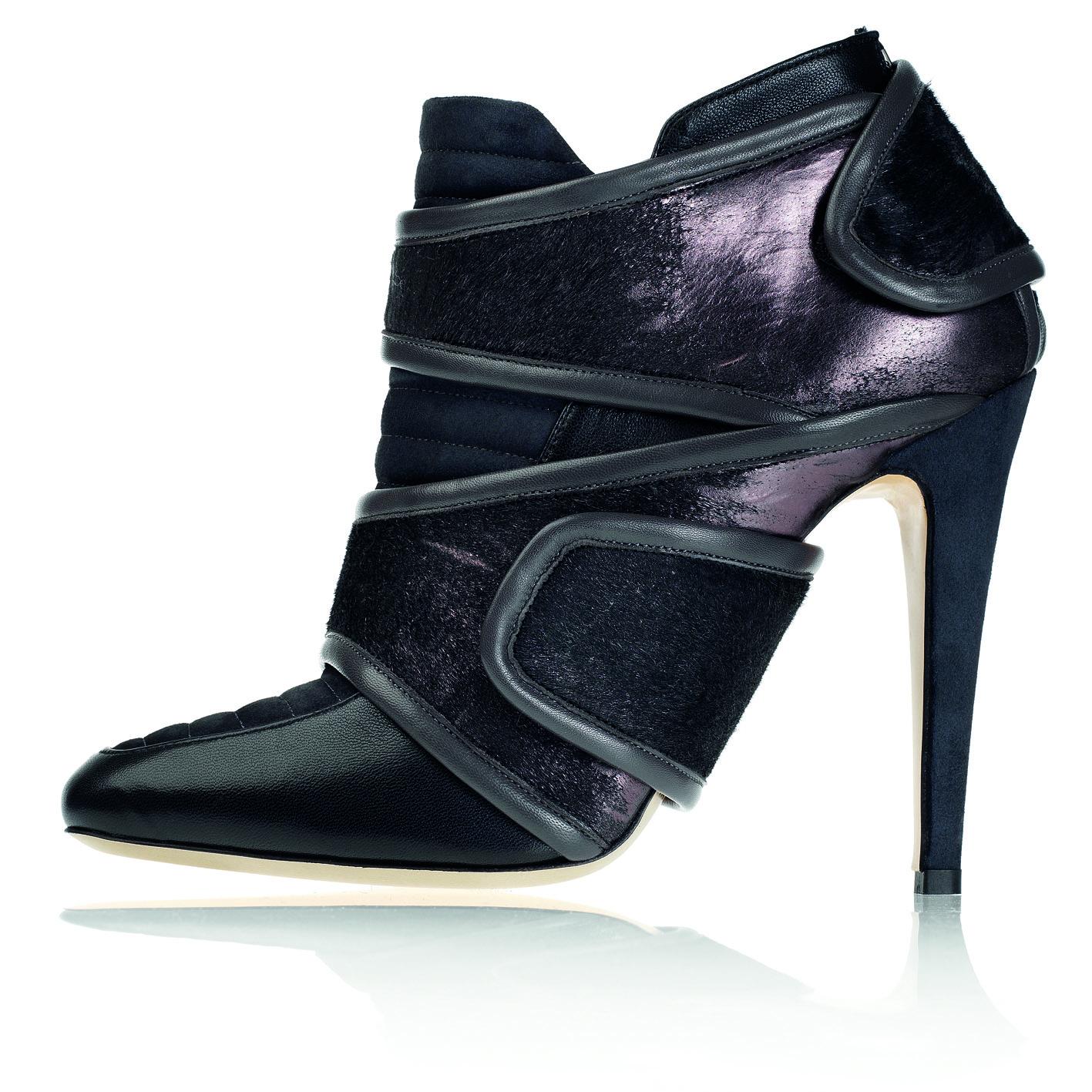 La collezione di calzature Daniele Michetti per l'Autunno 2011