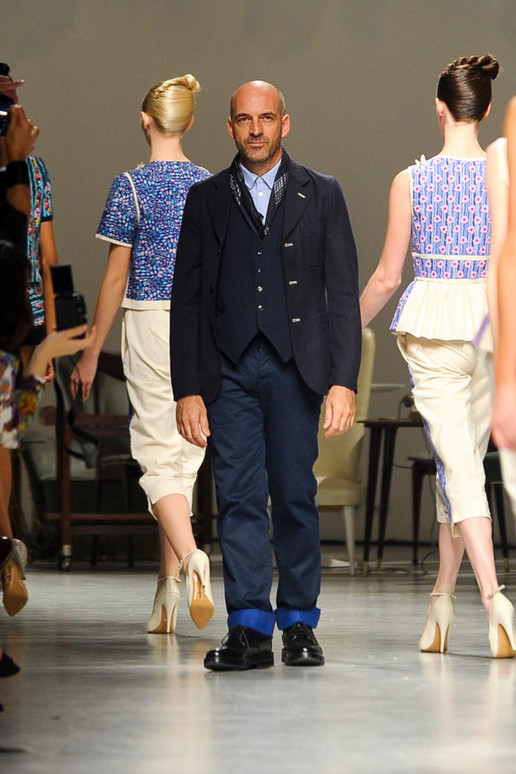 Antonio Marras Spring 2012 Milan Fashion Show