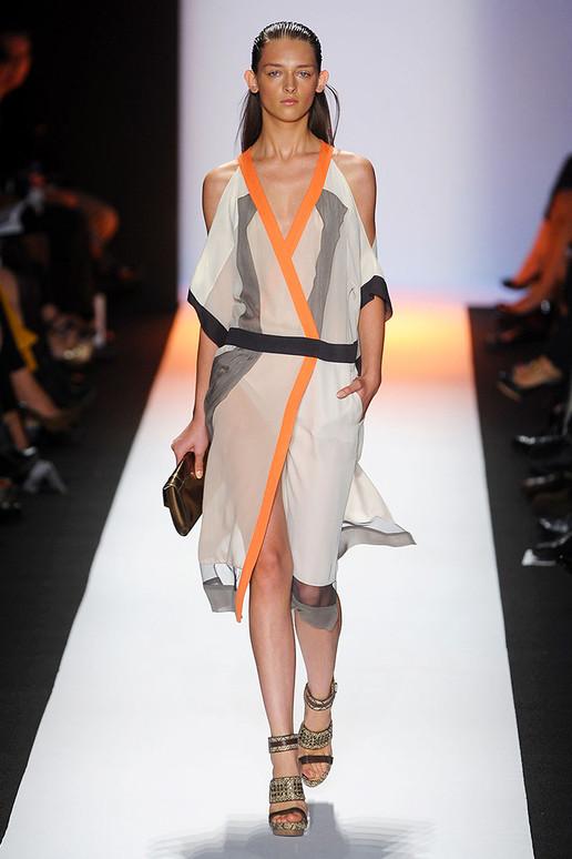 BCBG Max Azria Spring 2012 NY Fashion Show