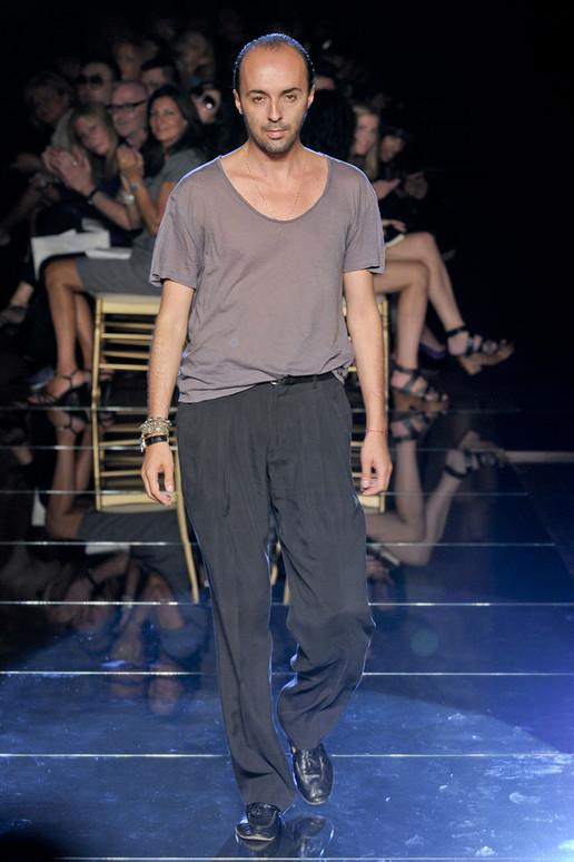 Francesco Scognamiglio Spring 2012 Milan Fashion Show