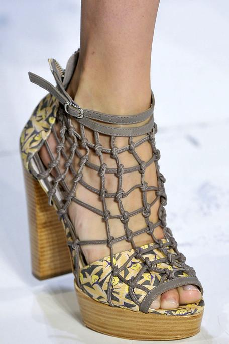 SUNO Spring 2012 N.Y Fashion Show