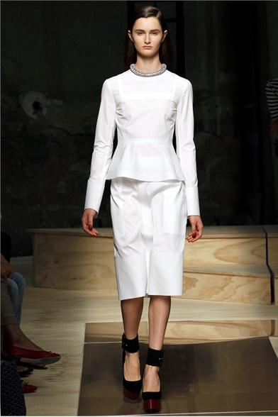 Celine Spring 2012 Paris Fashion Show