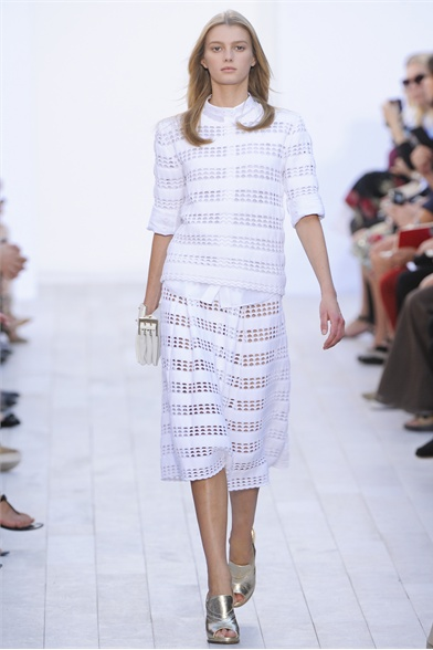 Chloe Spring 2012 Paris Fashion Show