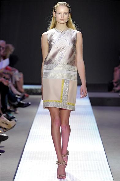 Giambattista Valli Spring 2012 Paris Fashion Show