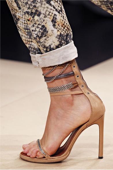 Isabel Marant Spring 2012 Paris Fashion Show