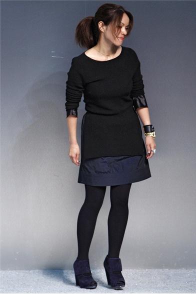 Sacai Spring 2012 Paris Fashion Show