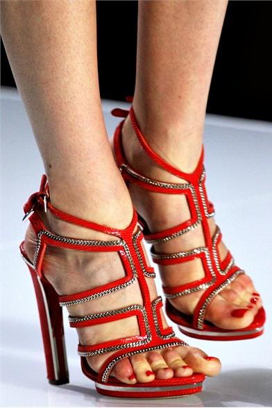 Christian Dior Spring 2012 Paris Fashion Show