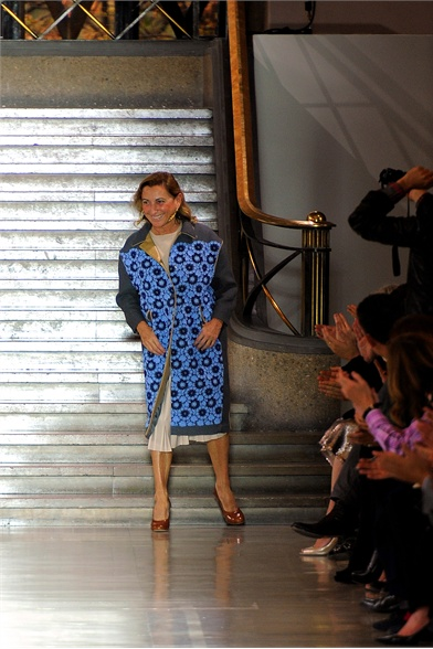 Miu Miu Spring 2012 Paris Fashion Show