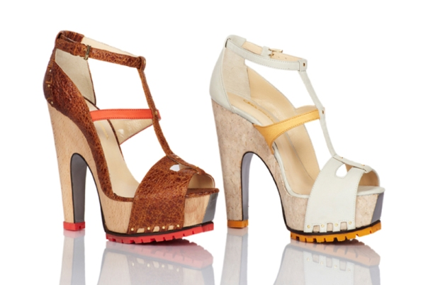 Olivia De  Ambrogio Spring 2012 Collection
