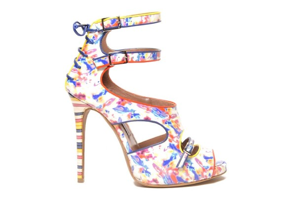 Tabitha Simmons Spring 2012 Collection