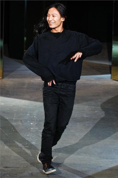 Alexander Wang Fall 2012 New York Fashion Show