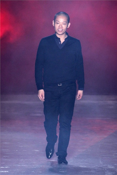 Jason Wu Fall 2012 New York Fashion Show