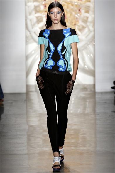 Ohne Titel Spring 2013 New York Fashion Week Show