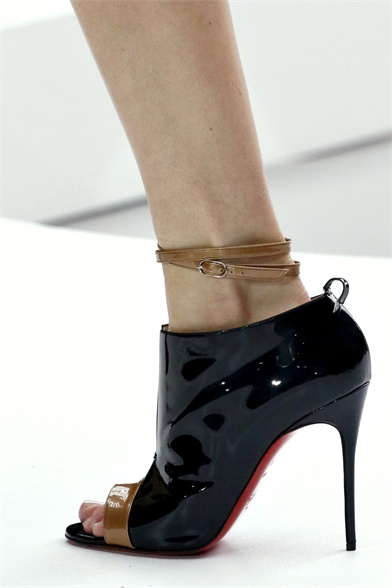 Mary Katrantzou Spring 2013 London Fashion Week Show