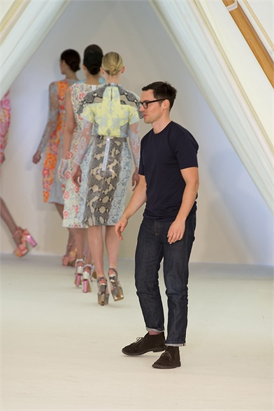 Erdem Spring 2013 London Fashion Week Show