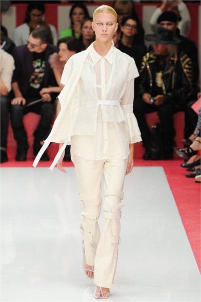 Acne Spring 2013 London Fashion Week Show