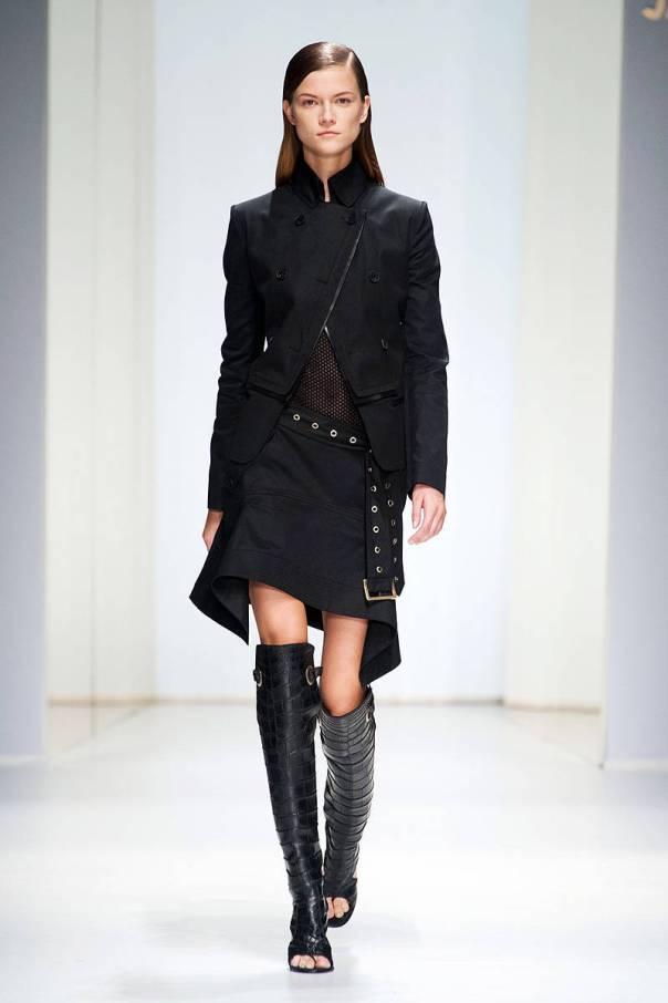 Salvatore Farragamo Spring 2013 Milan Fashion Week Show
