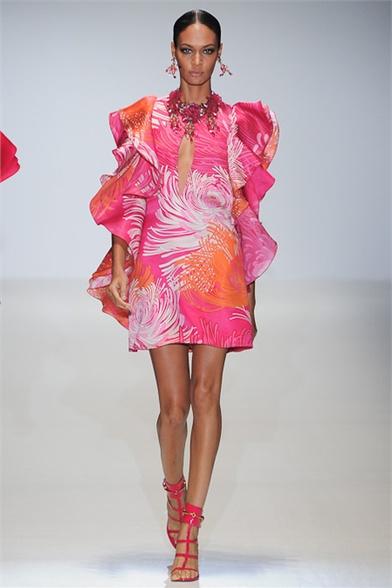 Gucci Spring 2013 Milan Fashion Week Show