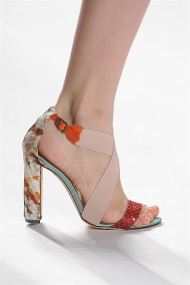 Carolina Herrera Spring 2013 New York Fashion Week Show