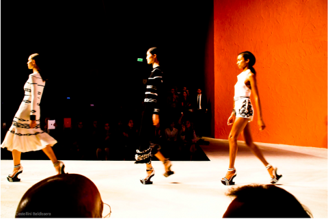 Ermanno Scervino Spring 2013 Milan Fashion Week Show