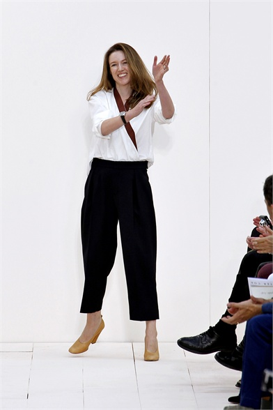 Chloe Spring 2013 Paris Fashion Week Show