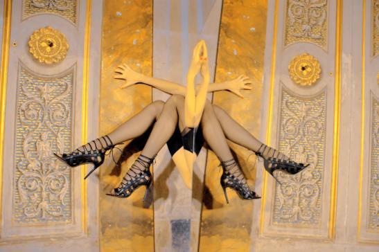 AQUAZZURA _AMAZON sandals